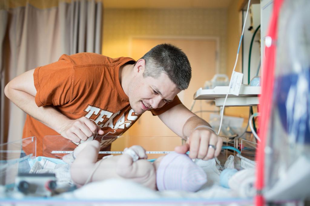 Orlando Birth Photography: Baby Ashlyn's Hospital Birth