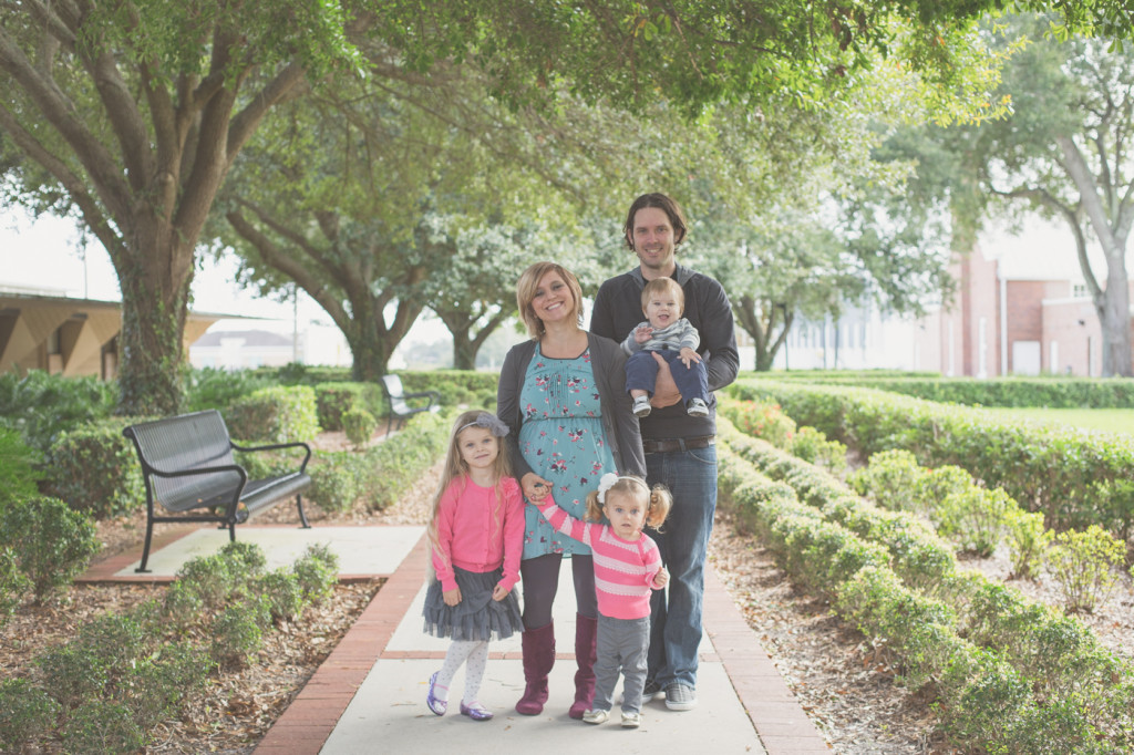 Downtown Lakeland Family Photographer: The Camps