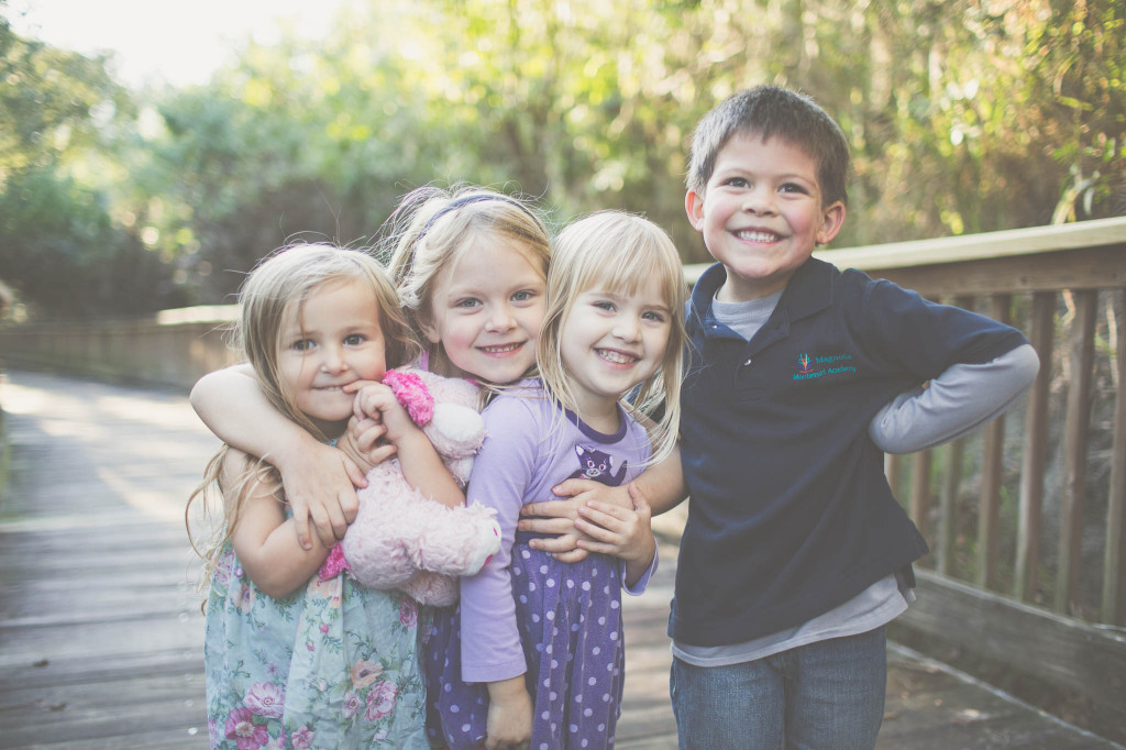 Lakeland Child Photography: Friends at the Park