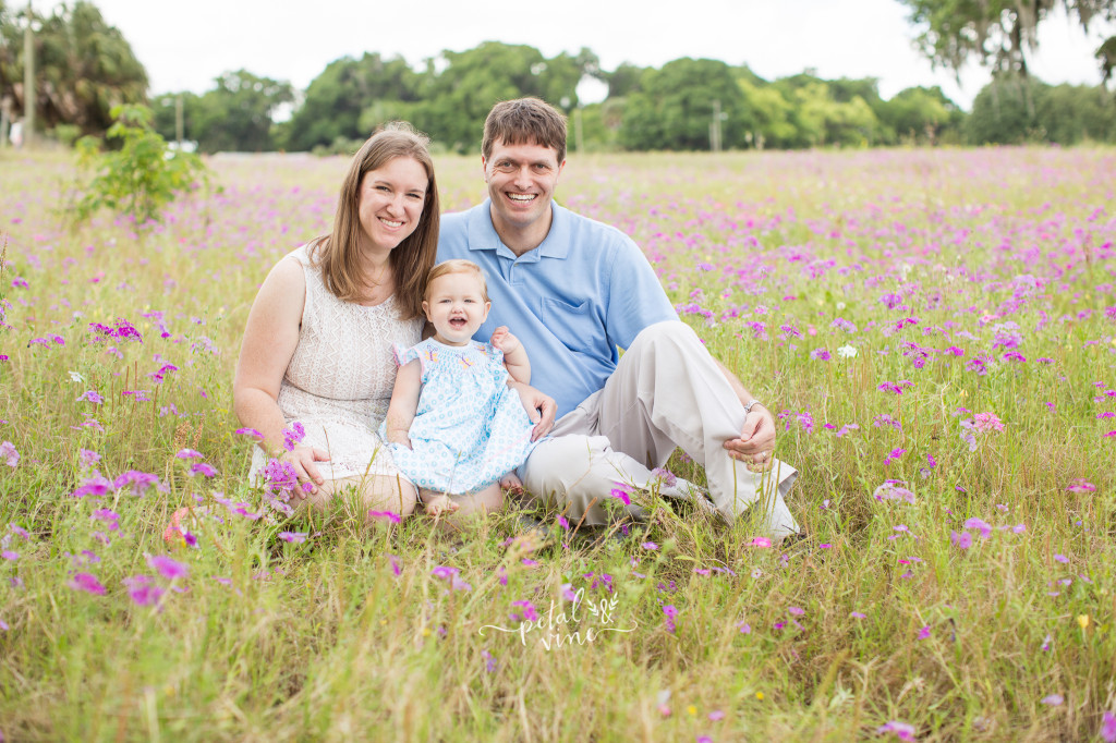 Lakeland Baby & Family Photography: Annelise is One Year Old!
