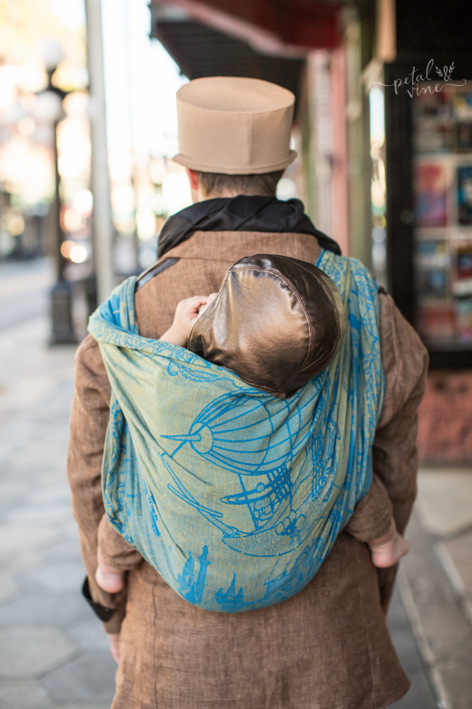 Babywearing Costume Contest: Wrap Your Baby