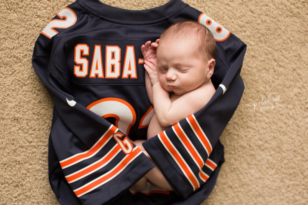 Orlando Newborn Photographer: Baby Charles
