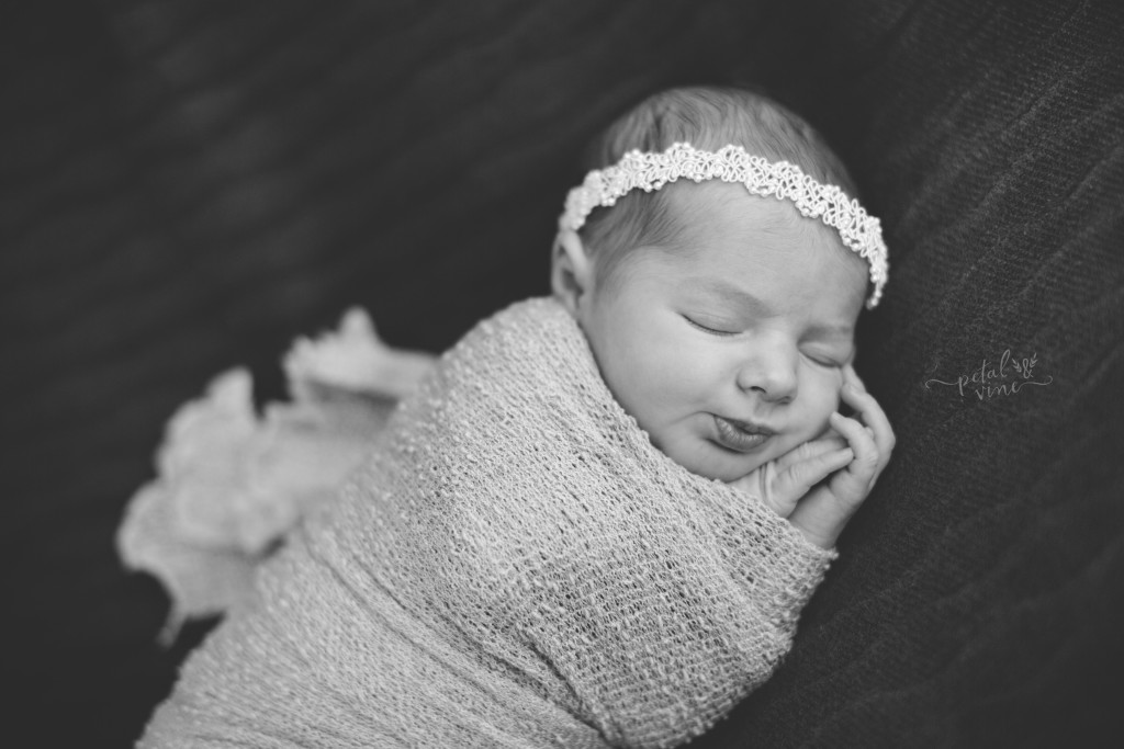 Central Florida Newborn: Baby Allie