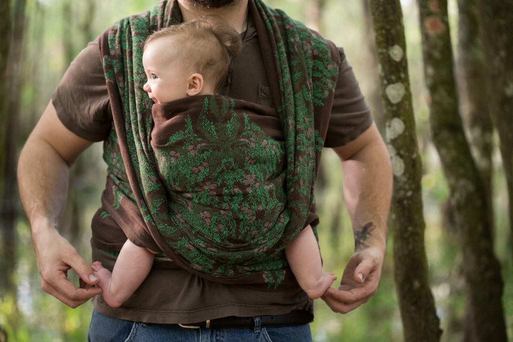 Babywearing with Wrap Your Baby in Tampa