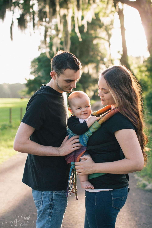 Lakeland Babywearing Photographer