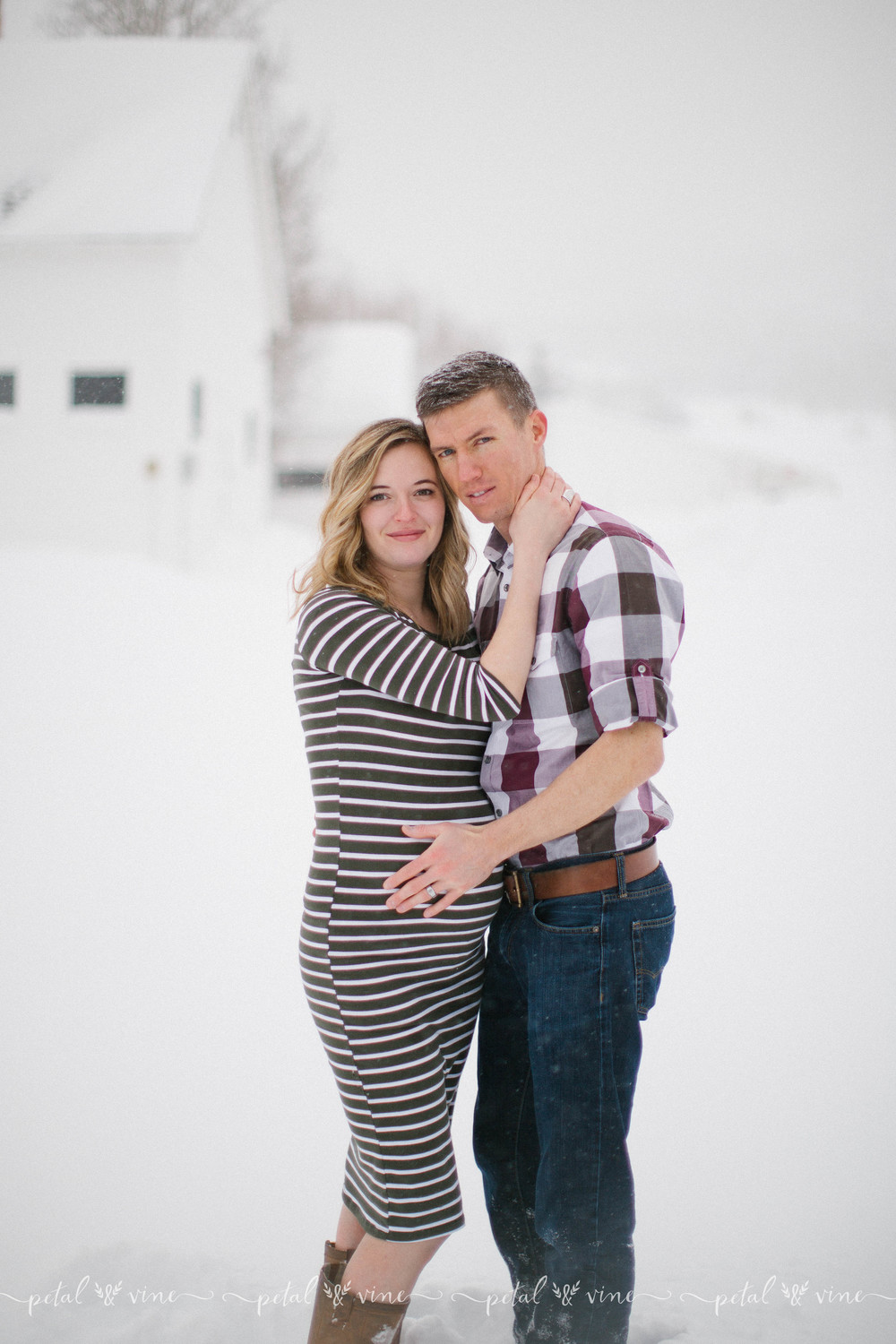 park city maternity photography