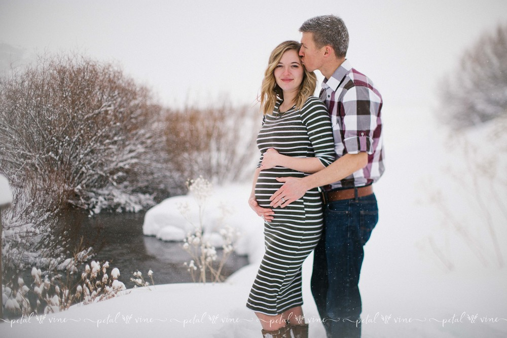 park city utah maternity photography