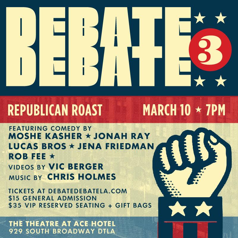Debate Debate - 2016 - Los Angeles