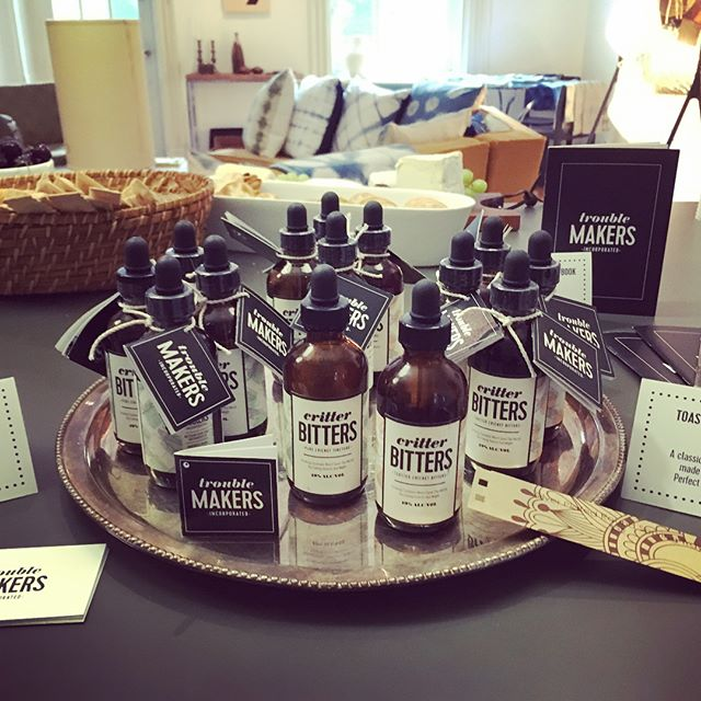 POP-UP!!! Come scoop up some Critter Bitters at a special price and check out some awesome women-run businesses in a beautiful Soho residence where (almost) everything is shoppable! Today 12-6 and Sunday 1-5. . . . . #critterbitters #cocktailbitters #edibleinsects #popupshop #sohopopup #samplesale #designlife  #craftcocktails #troublemakers #nycpopupshop