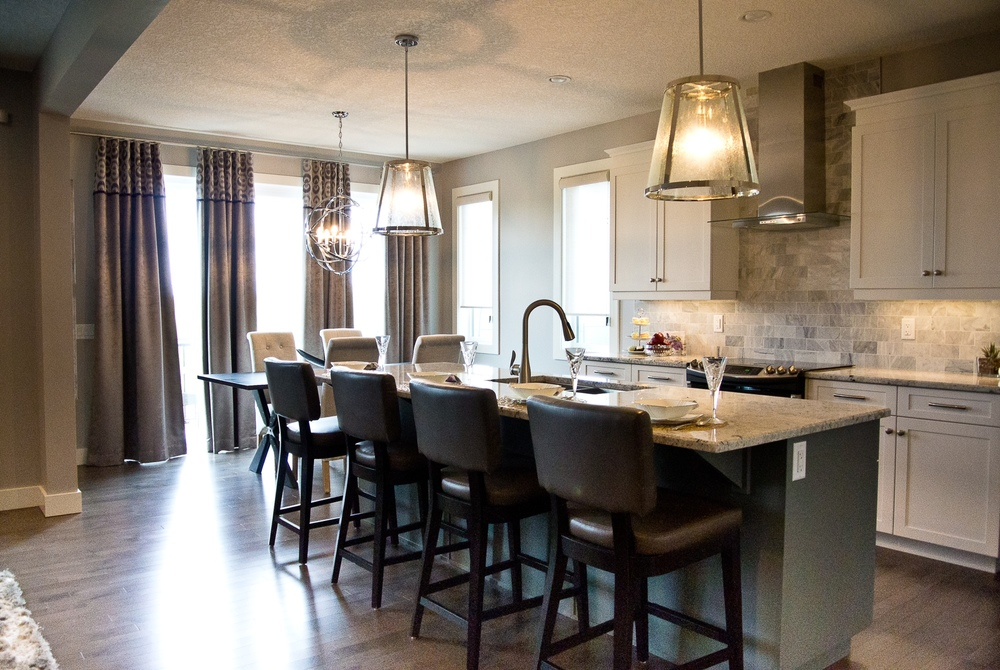 This modern contemporary kitchen has all the right features for a busy family. A & Kitchen u2014 Julie Roberts Interior Design Consultant