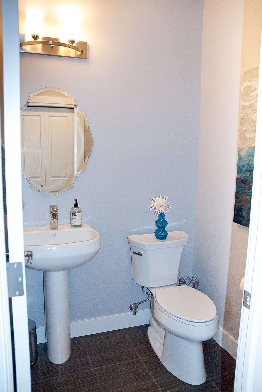 Bathrooms — Julie Roberts Interior Design Consultant