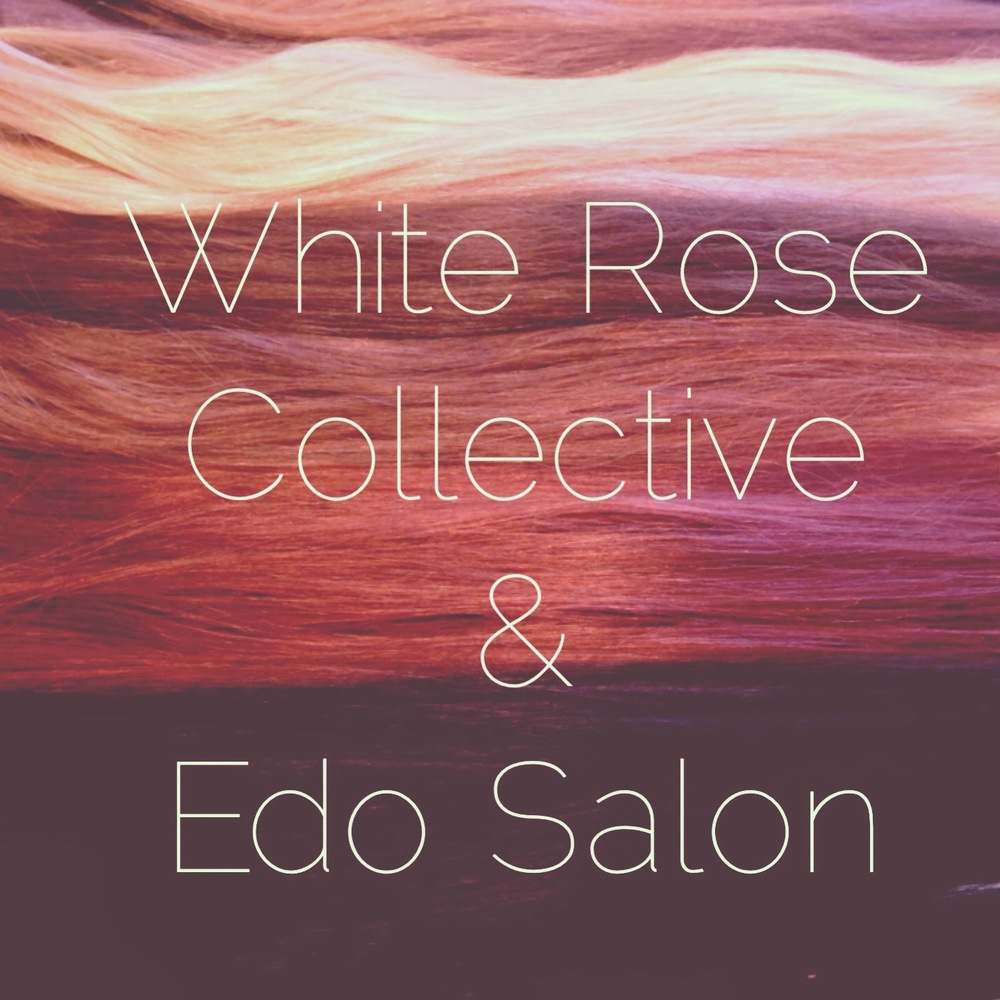 An editorial hair styling and wedding updos class was led by White Rose at Edo Salon in San Francisco.