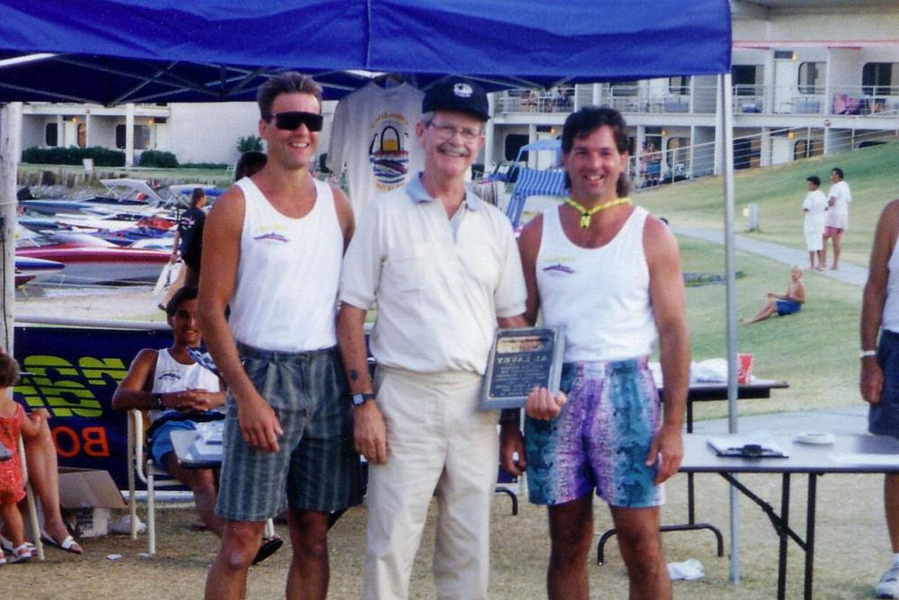 Chris Camire, Al Lavey, Jeff Camire