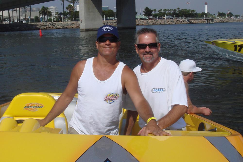 Chris & Jeff Camire, the Bros.
