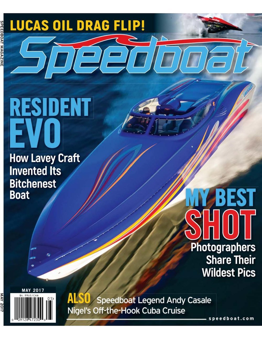 Click to read the full article from Speedboat Magazine, May 2017 issue.