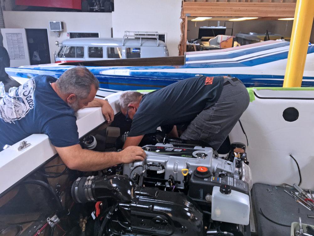 Lavey Craft 24 NuEra engine May 2018.jpg