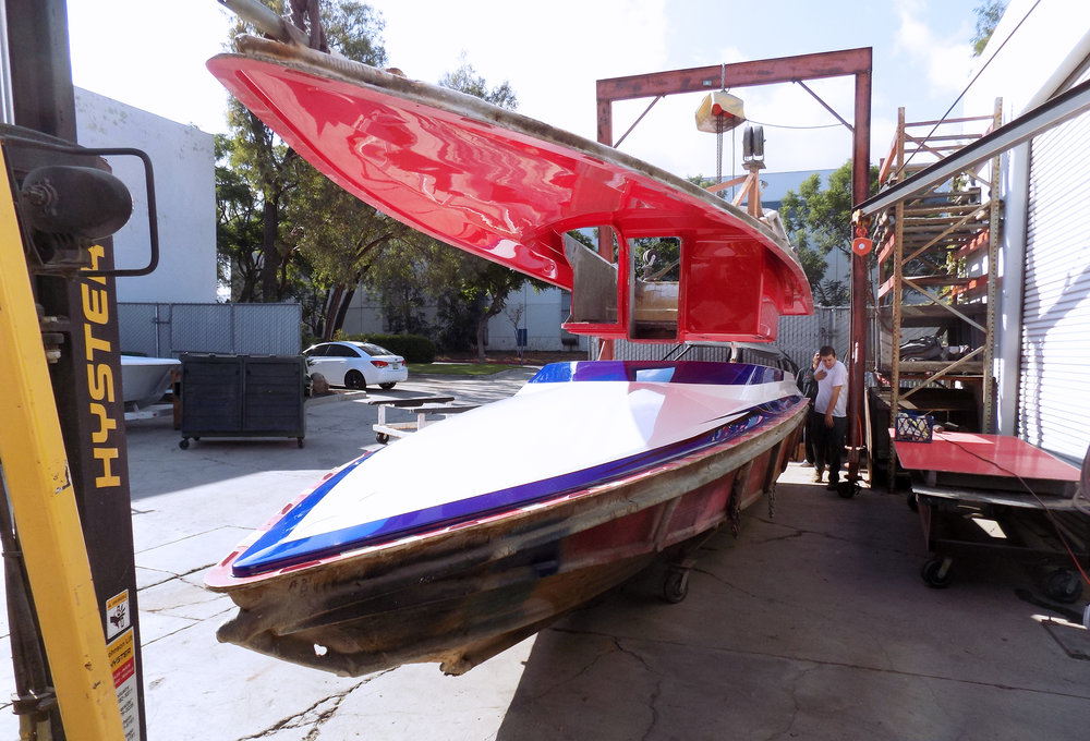 2750 NuEra Lavey Craft coming out of the mold.jpg