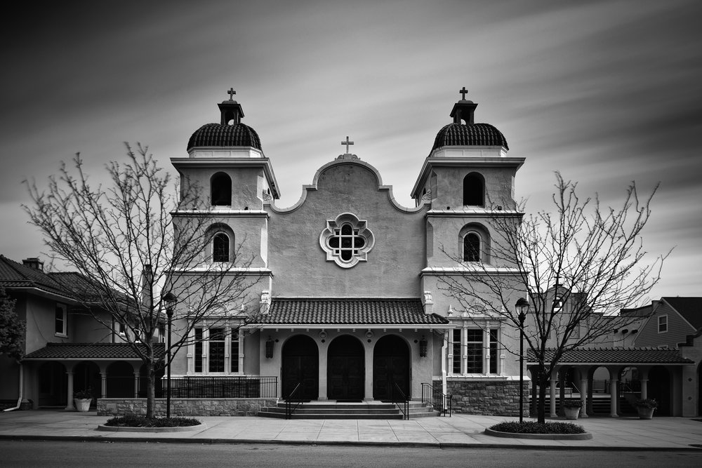 Visitation Church bw.jpg