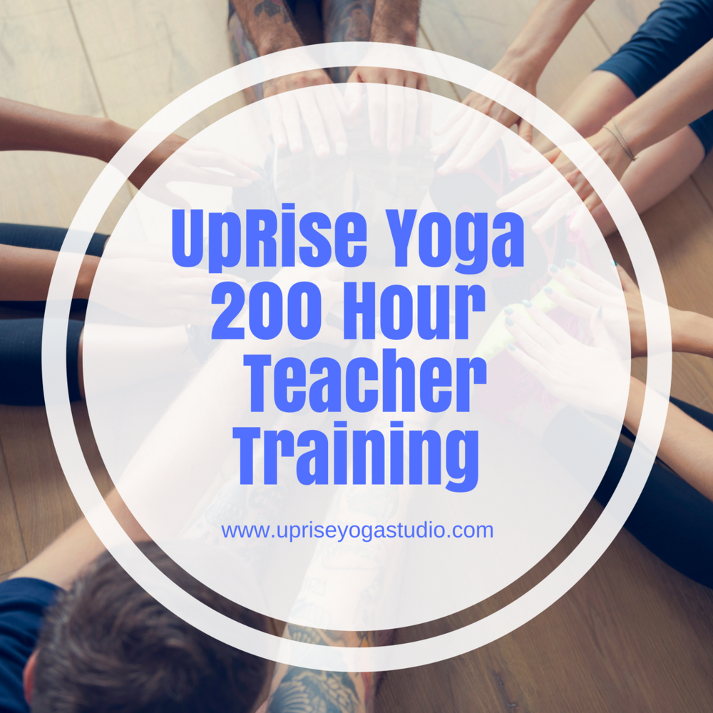 - Transformation, Leadership Training & Growth!UpRise Yoga Teacher Training Program is excited and committed to bring you the best 200-Hour Yoga Teacher Training Program. Our trainings are for people who are ready to breakthrough limiting beliefs and change the world for the better. We commit to empower you and to deliver a world class certification program with quality training, excellence in education, and transformation that will give you access to your life with more freedom and confidence on and off the mat.We guarantee that you will be ready to teach to anyone anywhere in the world by the time you graduate our certification program.