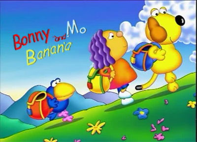 Bonny, Banana and Mo
