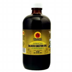 Tropical Isle  Jamaican Black Castor Oil