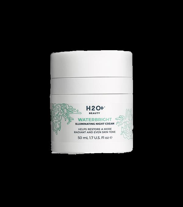 H2O+ Beauty Waterbright Illuminating Night Cream