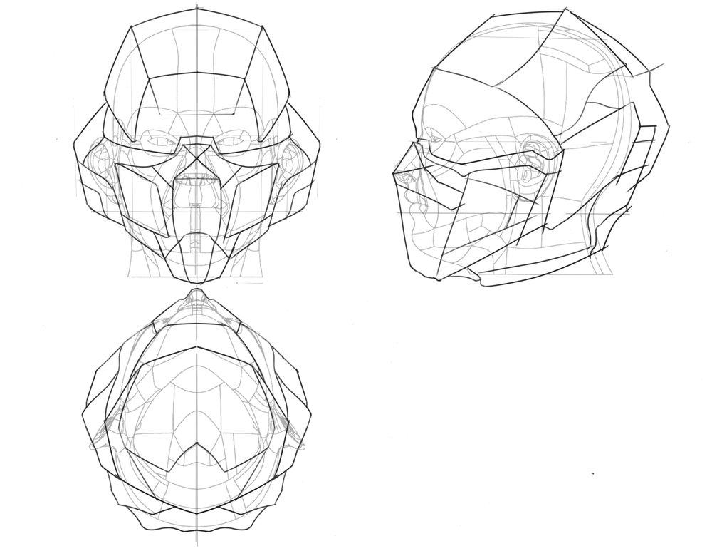 f 22 helmet box wiring diagram F-22 Raptor Helmet project refaeli yaofei ma f 22 hd f 22 helmet