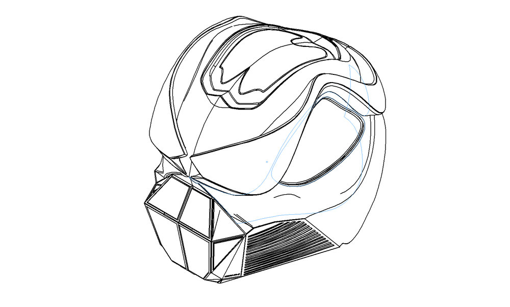 f 22 helmet box wiring diagram Military HUD Helmet project refaeli yaofei ma f 22 gun f 22 helmet