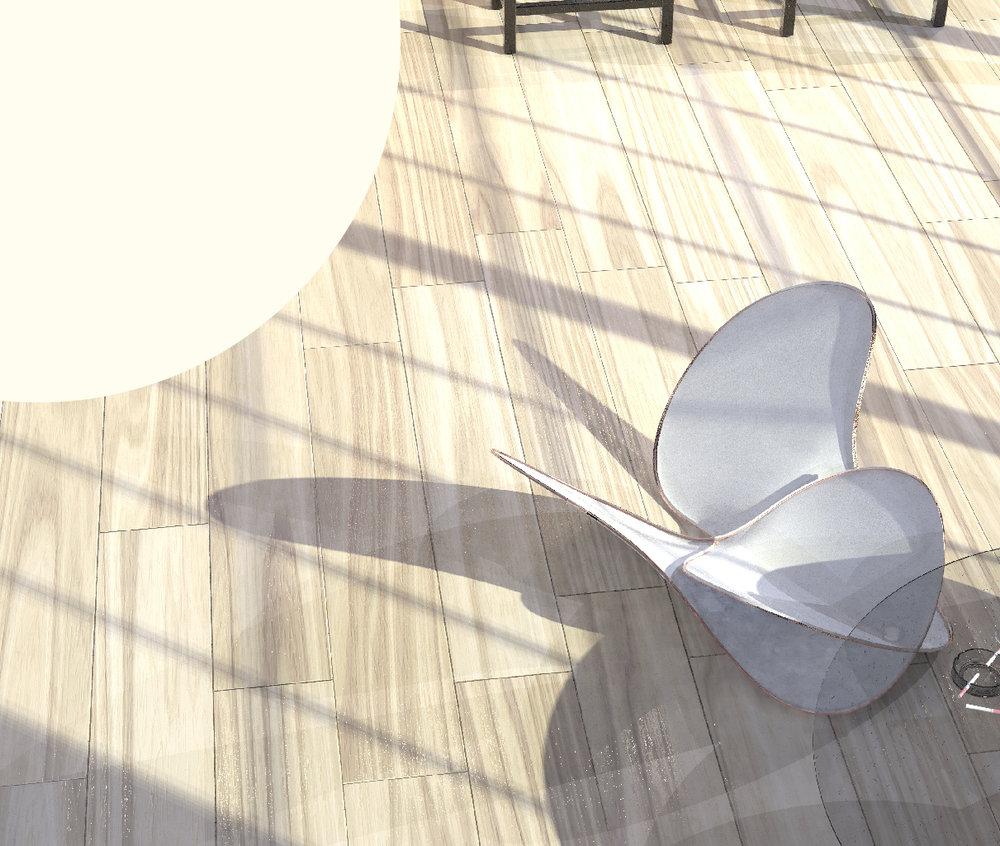möb farfalla - Form Development Project / For Fun