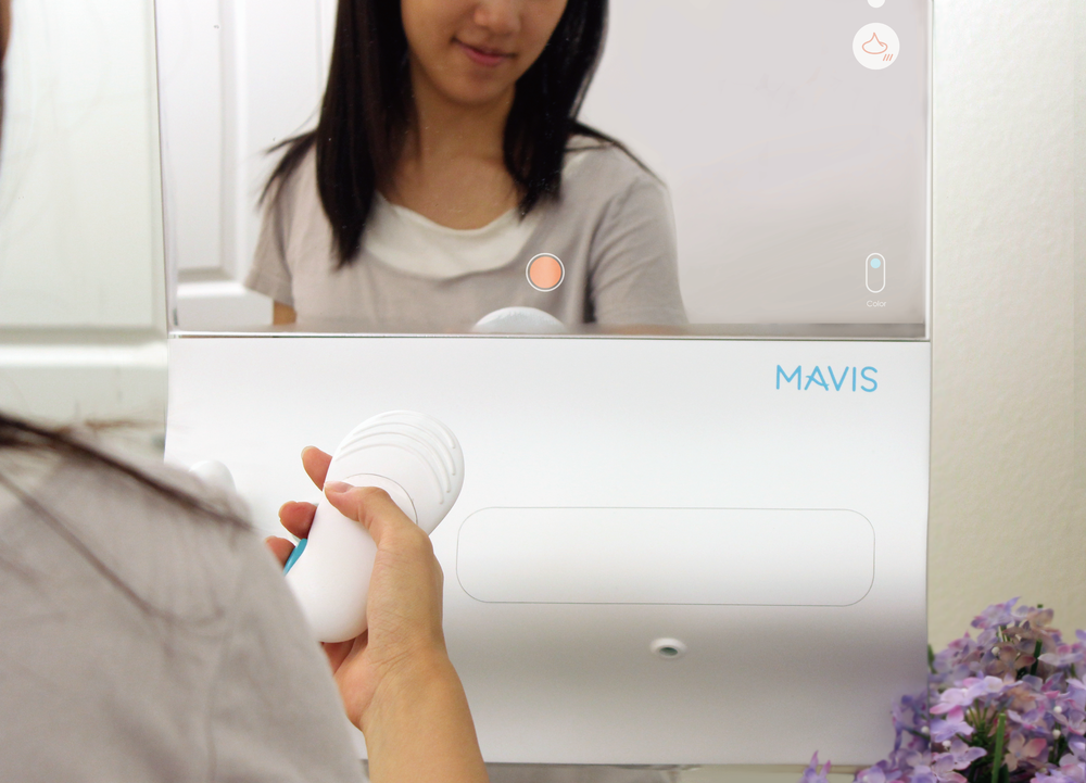 Mavis - Help young adults who have acne-prone skin to understand and take better care of their skin.