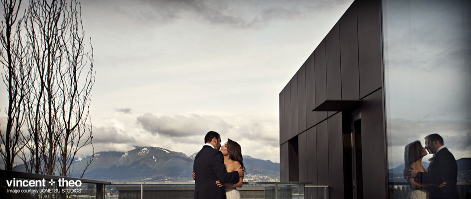 Fairmont Pacific Rim Wedding - Amanda & Brian
