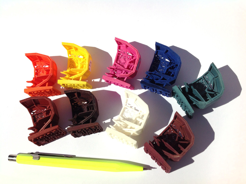 Colored Polyamide