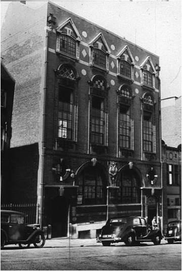 Dental Hospital 1930