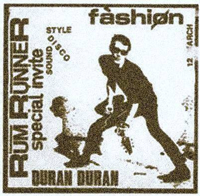 Duran Duran's First Gig Ticket