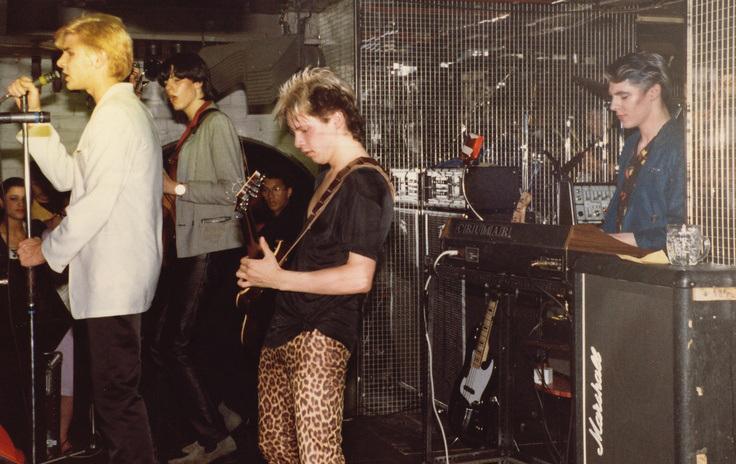 Duran Duran's First Gig