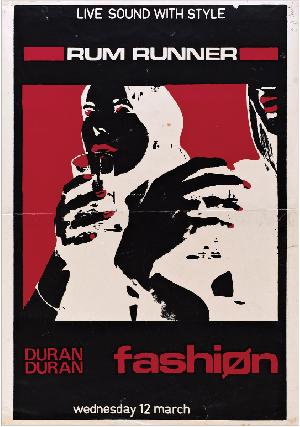 Duran Duran: Newspaper Gig Ad