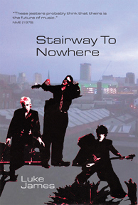 Stairway to Nowhere: Book Cover
