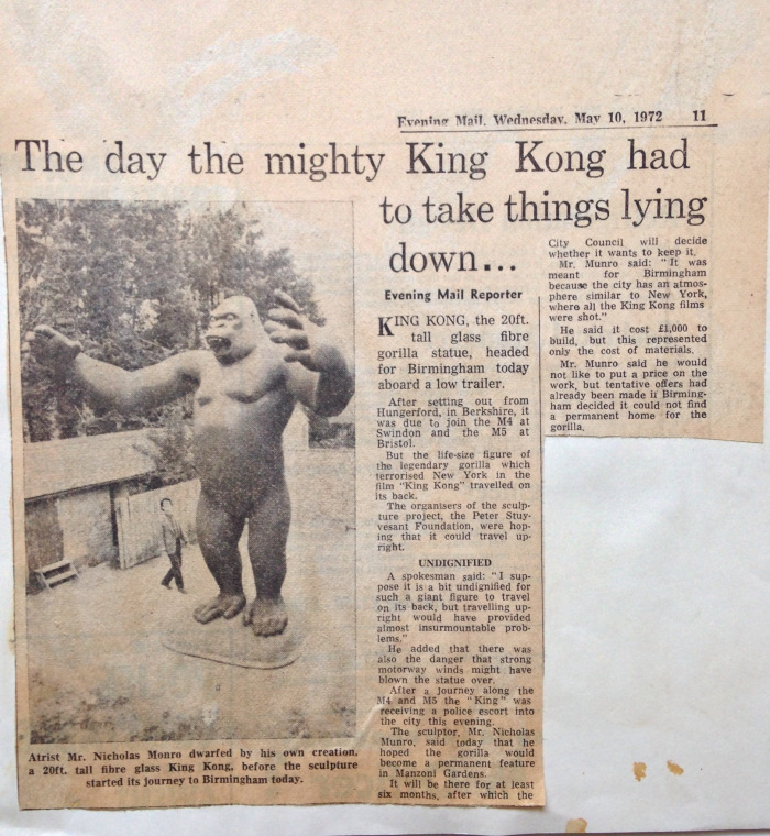 Evening Mail – May, 1972