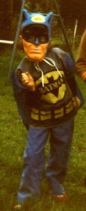 Temper aka Batman