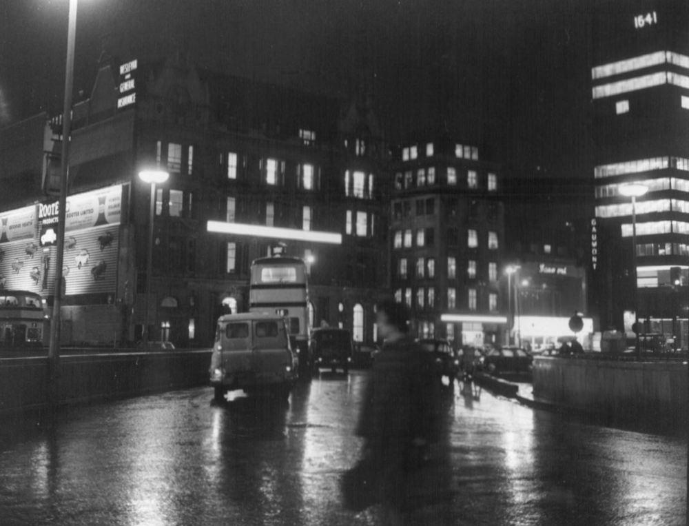 Wesleyan - HO & Gaumont Cinema 1960s
