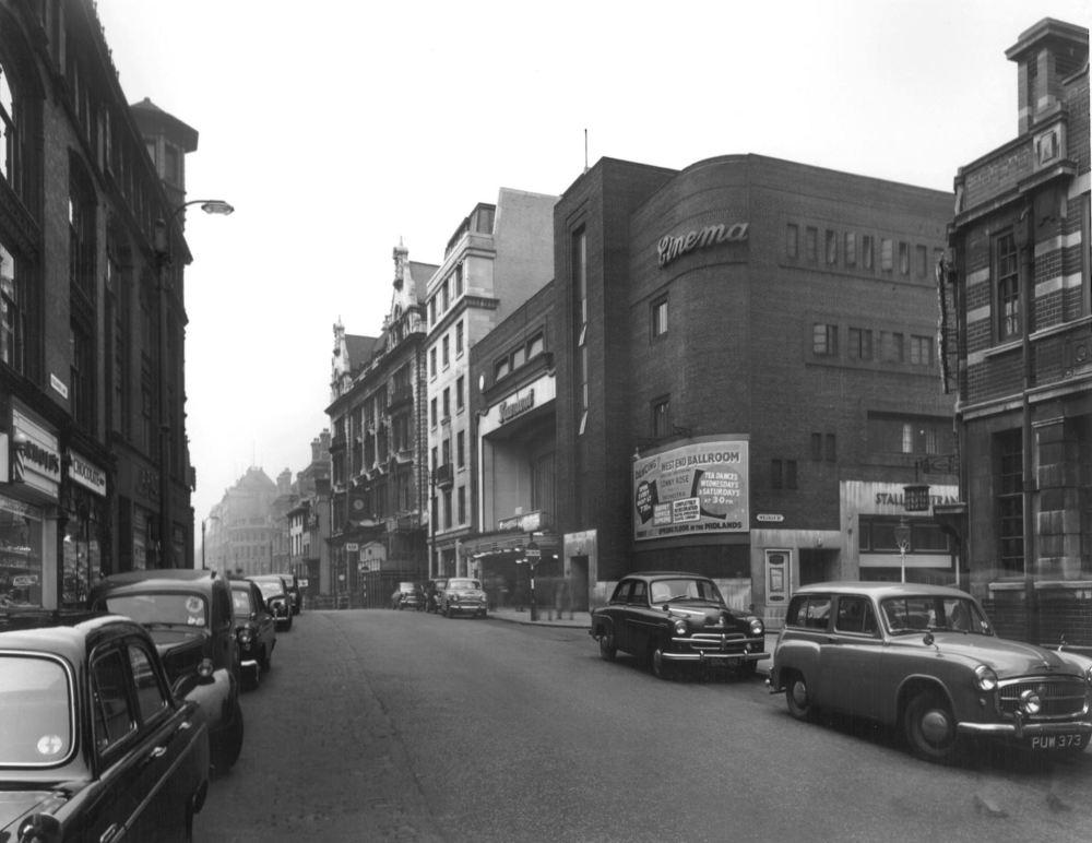 Wesleyan - HO and Gaumont Cinema 1950s