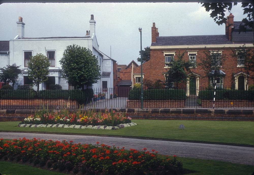 Balsall Heath, Highgate Park. 5th August 1960