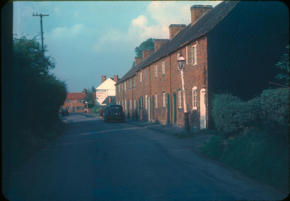Bartley Green Wood Lane. 25th September 1953