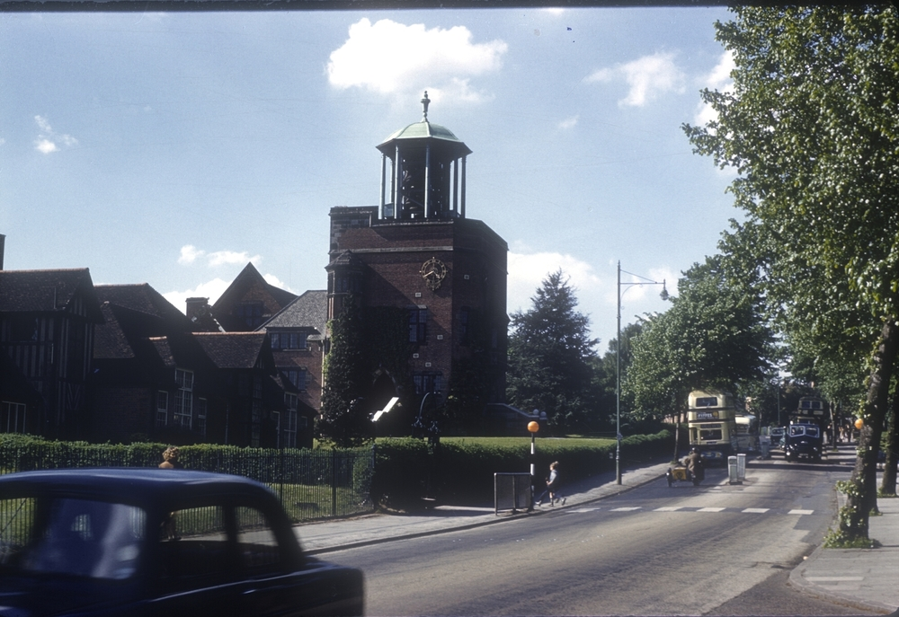 Bournville Carillion School. 25th May 1960