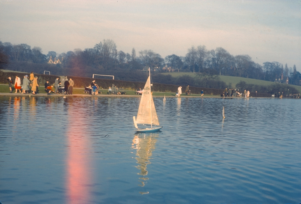 Bournville Woodbrooke Road Park Pool. 19th February 1961 (3)