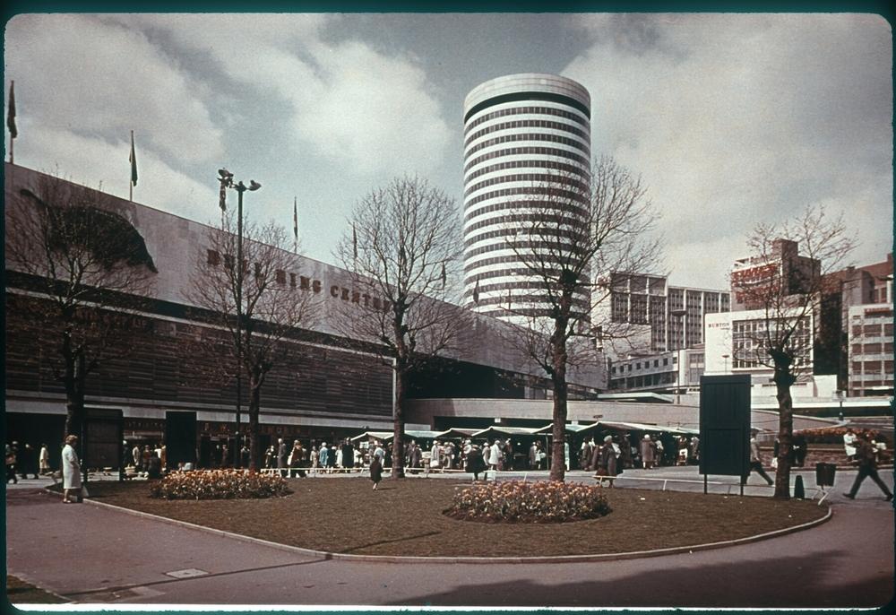 The Bull Ring Shopping Centre. c.1965