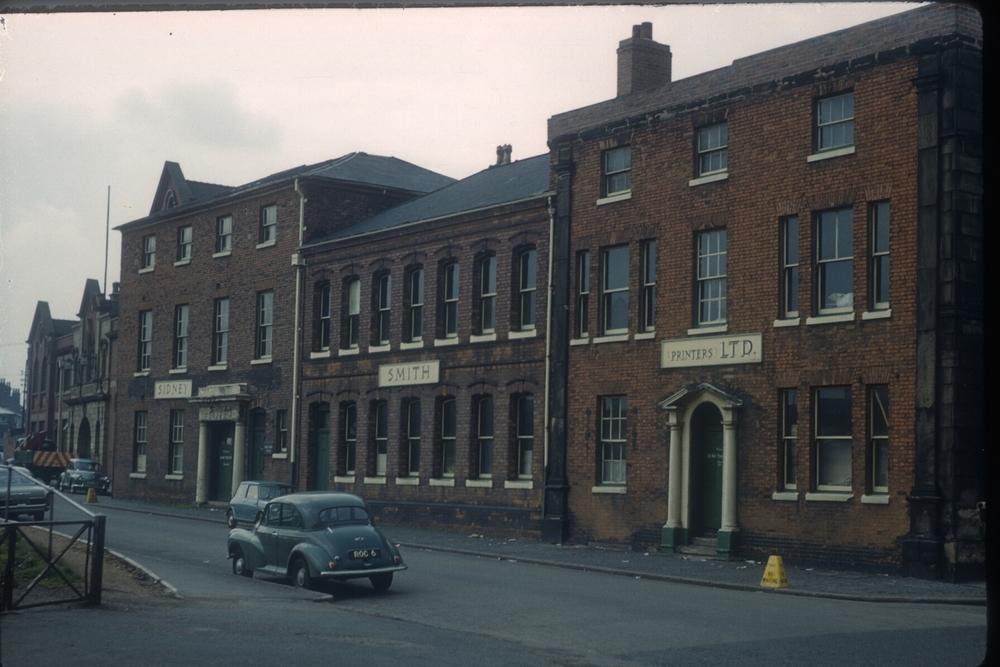 Cambridge Street. 15th October 1960
