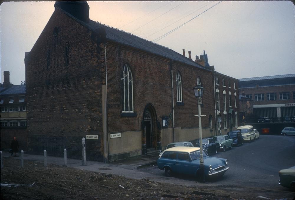 St Peter's Church (Roman Catholic). 24th April 1967