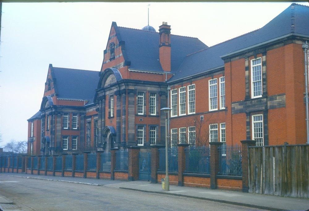 Handsworth King Edwards Girls Grammar School, Rose Hill Road c.1911. 10th March 1968