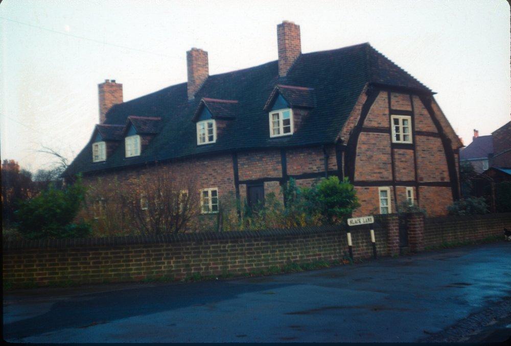 Handsworth Slack Lane. 1957